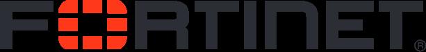 Logo da Fortinet.