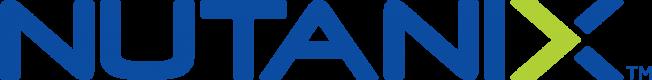 Logo da Nutanix.