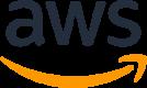 Logo da AWS.