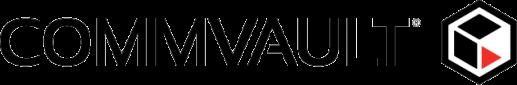 Logo da Commvault.