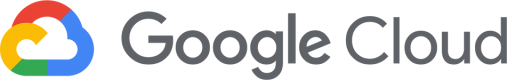 Logo da Google Cloud.
