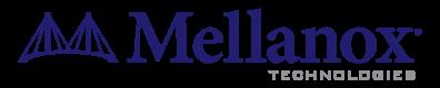 Logo da Mellanox.