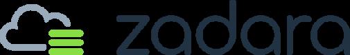 Logo da Zadara.